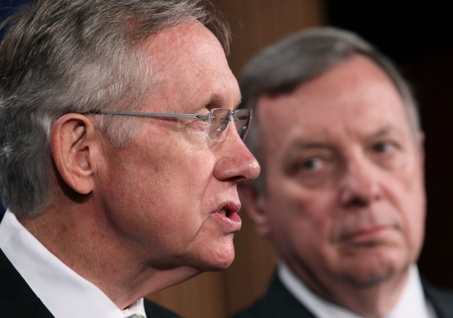 Betting on Financial Reform in The Senate