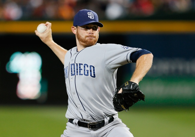 Padres Come From Behind To Beat The Braves