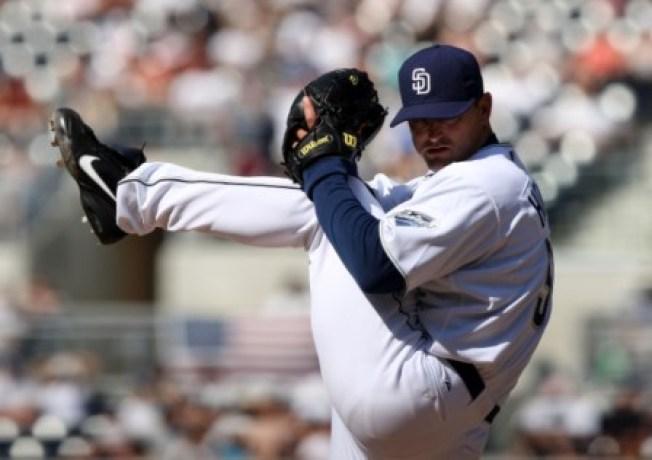 Padres to Retire Trevor Hoffman's Number