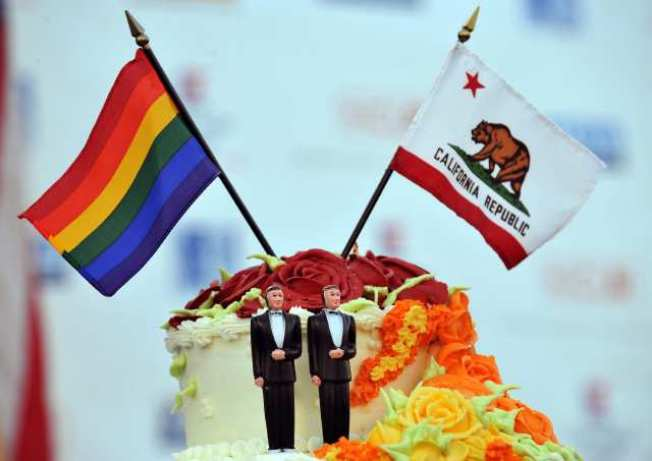 Prop 8 Sponsors Want to Nix 18,000 Gay Marriages