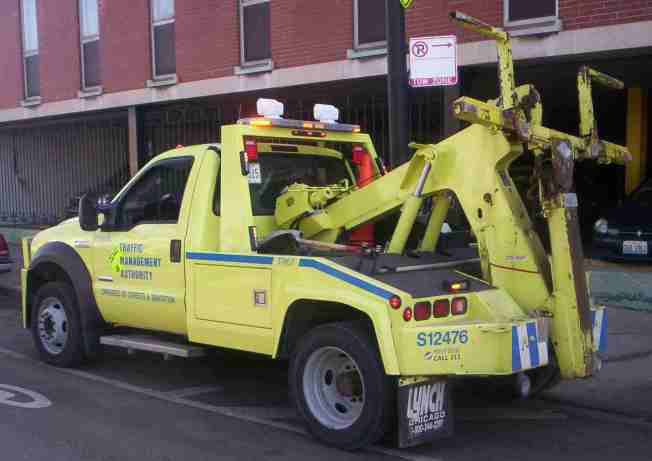 California to Stop Towing Unlicensed Drivers