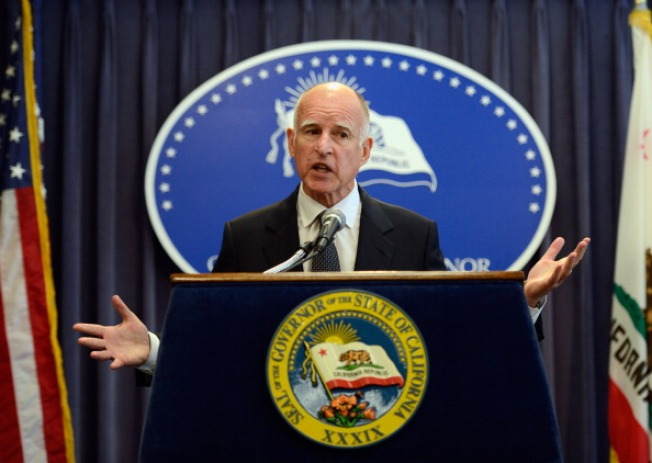 Brown Defends California's Business Climate