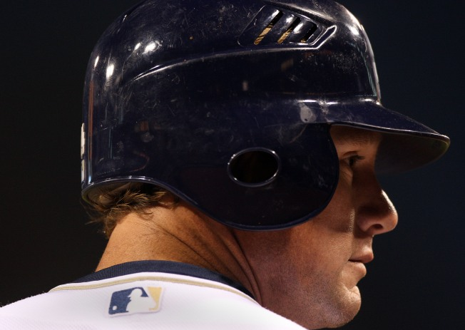 Padre Outfielder Calls It A Career