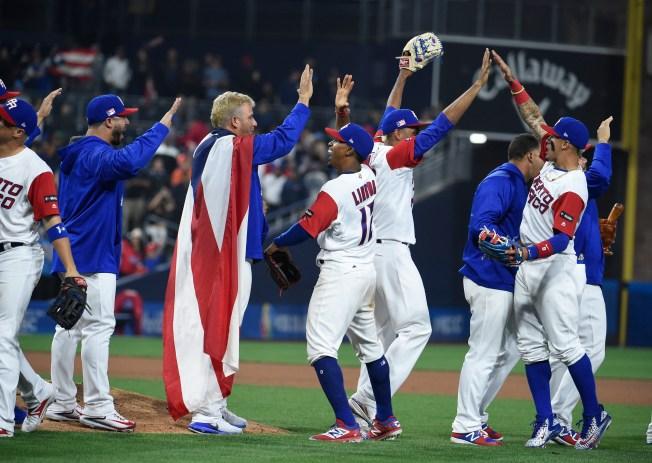 Puerto Rico Beats Defending Champs Dominican Republic