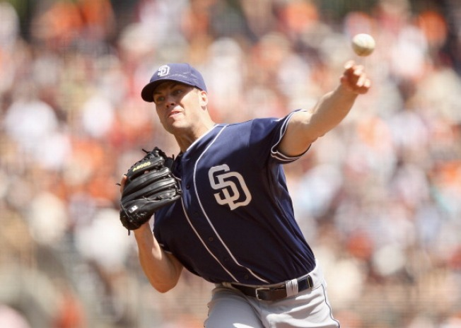 Padres Throw Another One Away
