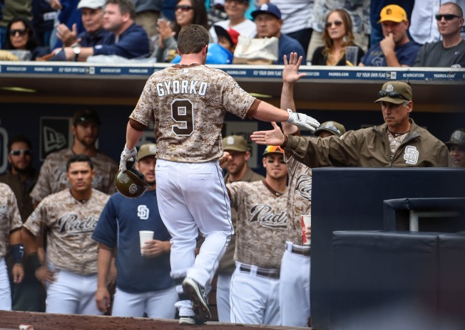 Gyorko, Padres Agree To Contract Extension
