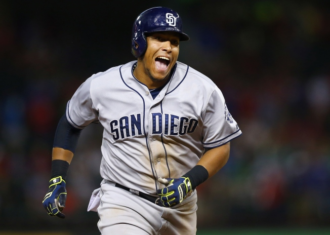 Late Heroics Snap Padres Losing Streak