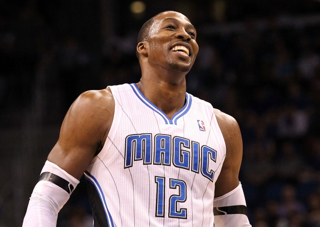 Lakers to Acquire Dwight Howard