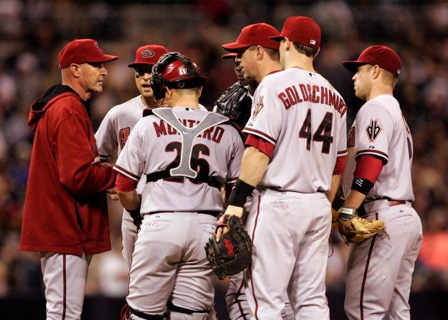 DBacks Drop Padres In To Last Place