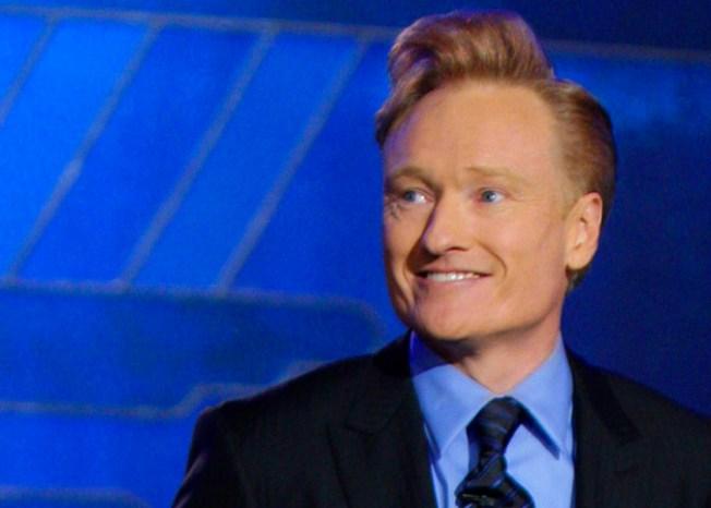 Conan, NBC Reach $45M Deal to Part Ways