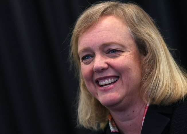 Meg Whitman Wishes Ill on Newspapers