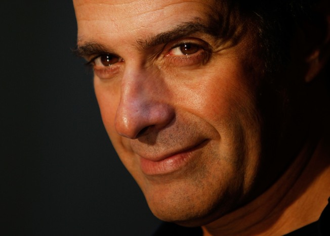 Woman Drops Rape Lawsuit Against David Copperfield