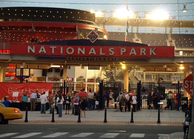 Washington Nationals Game Postponed in the Wake of Navy Yard Shooting
