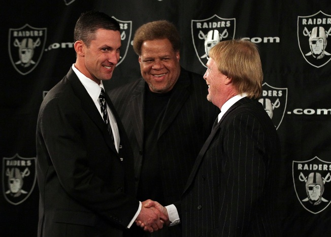 Future May Look Brighter for Raiders After 2013