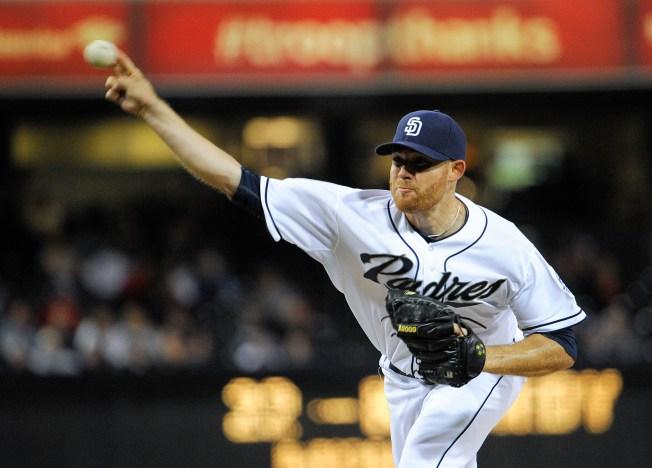 Padres As Playoff Hopefuls?