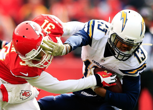 Chargers Beat Kansas City, 41-38, at Arrowhead Stadium