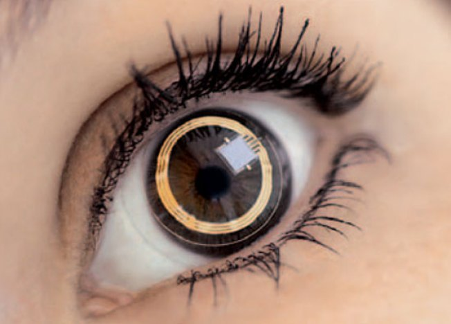 Kill Your TV: 3D Contact Lenses Coming