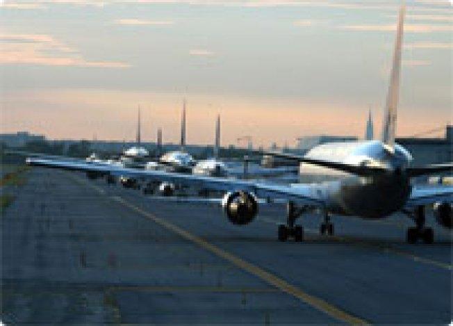 Scottish Man Attempts to Flee JFK Jet Via Emergency Exit