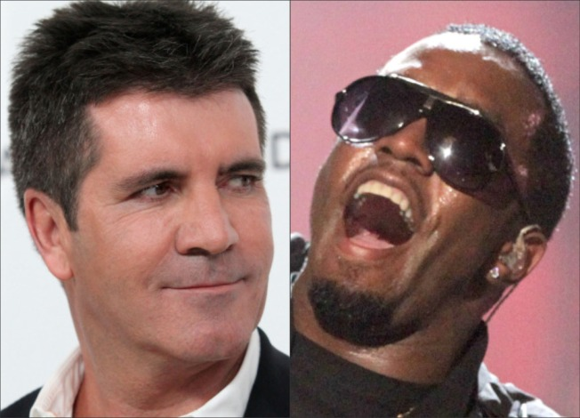 """For Simon Money, Diddy Would do """"Idol"""""""