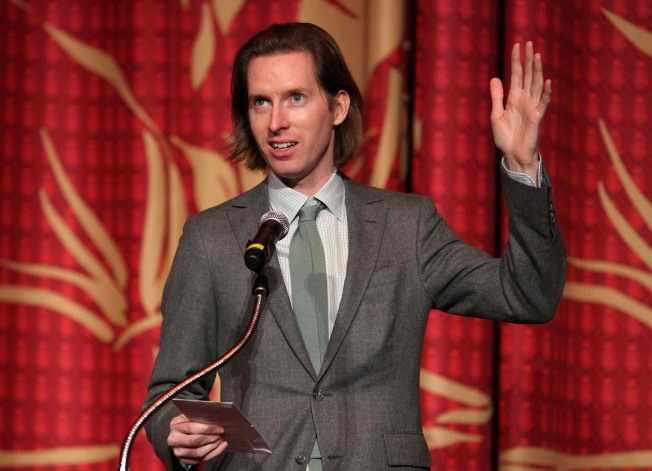 Wes Anderson To Boldly Go? 'I Would Like To Do A Movie In Space'