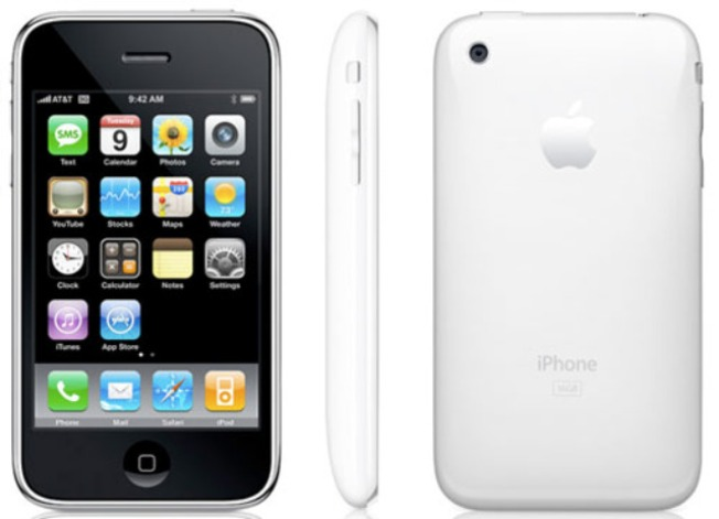 Apple's Latest Glitch: White Version of iPhone 4 Delayed