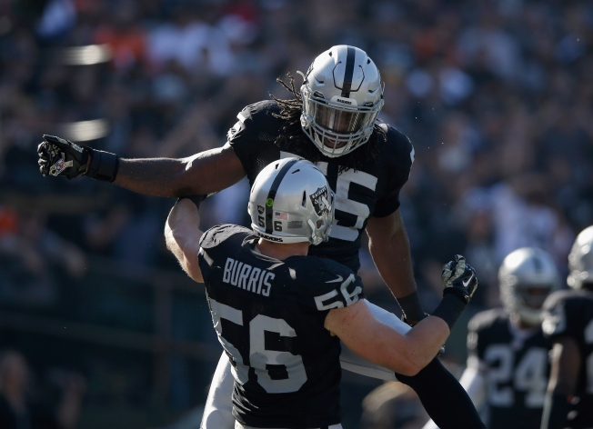 Raiders' Moore Has Learned From Mistake