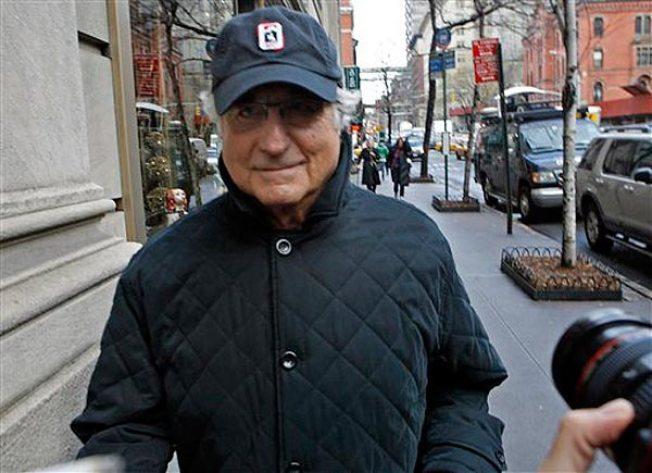 The $834 Million Man: Madoff