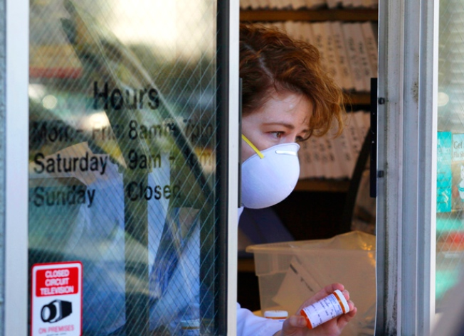 Clinics Swamped with Flu Patients