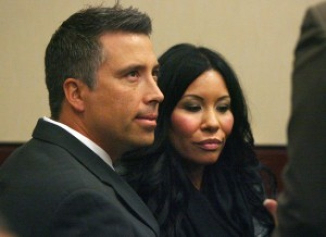 Cop, Wife Deny Trashing Million-Dollar Home