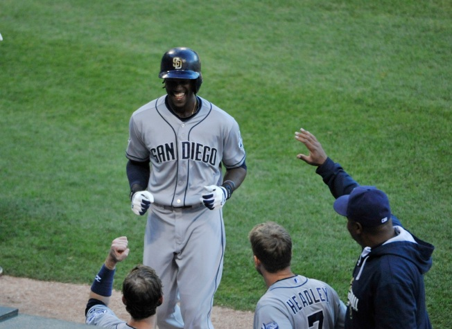 Padres Win Series Opener On the South Side