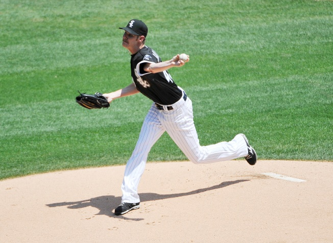 Chisox Avoid Padres Sweep