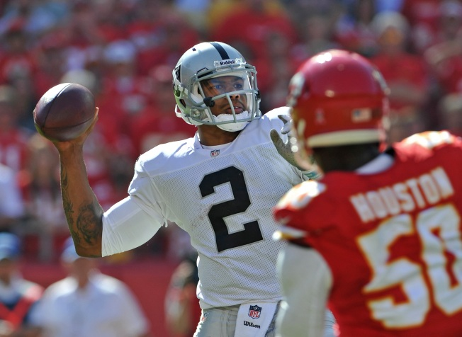 Pryor Needs to Improve Quickly for 2013 and Beyond