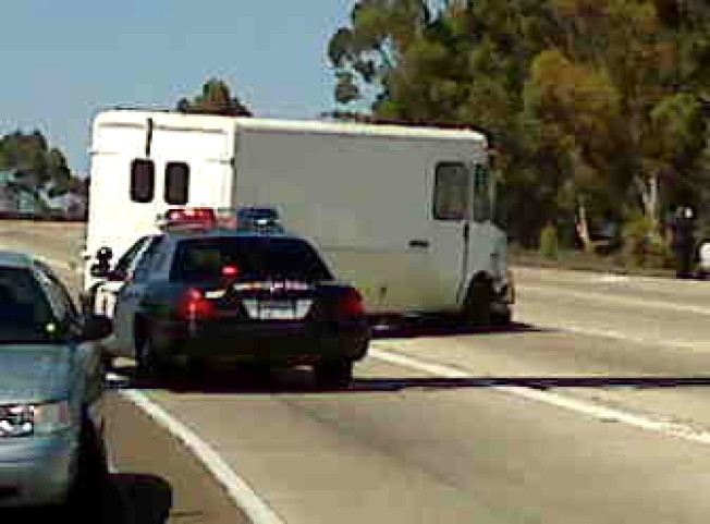 Wild Chase, Crime Spree Shuts Freeway for Hours