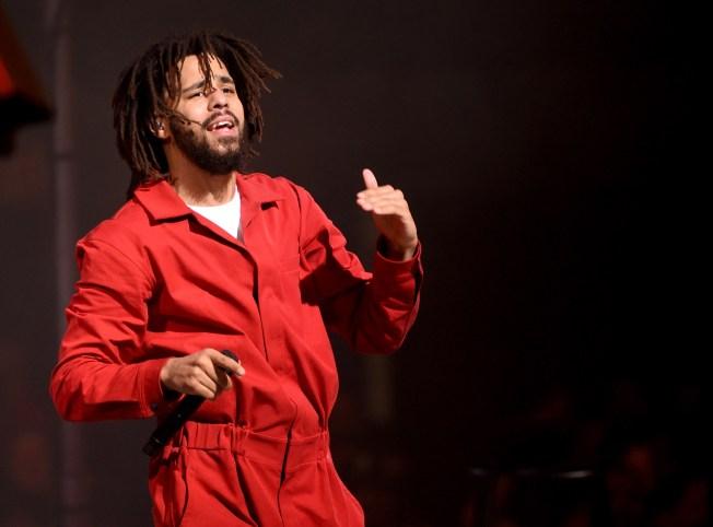 J. Cole Announces San Diego Show