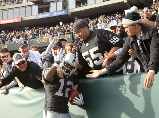Jacoby Ford Gets AFC Player of Week Award