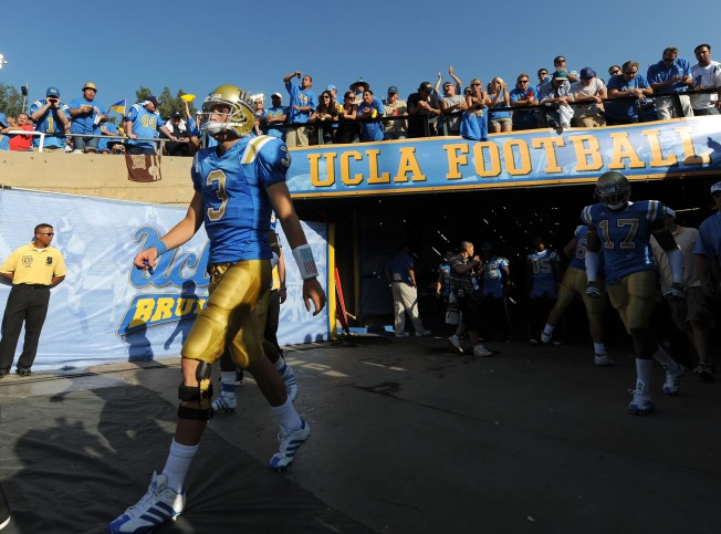 Fires Could Force UCLA To Postpone Football Opener