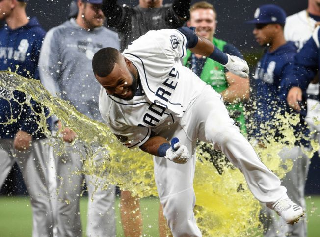Padres Walk Off With Thrilling Win Over Cubs