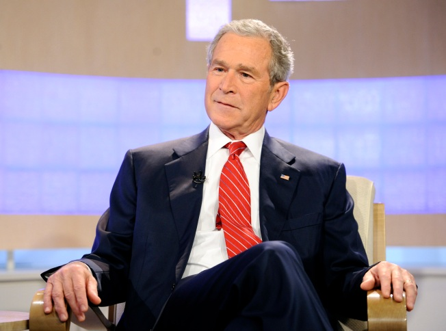 "Bush on Mortgage Crisis: ""My Conscience is Clear"""