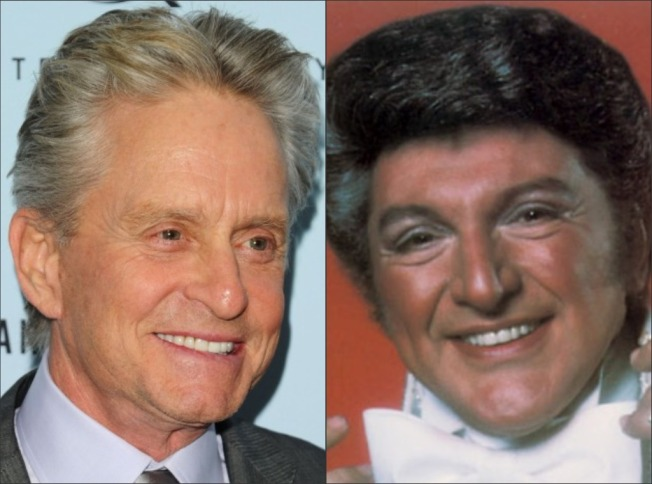 Michael Douglas Beats Cancer, Takes on Liberace