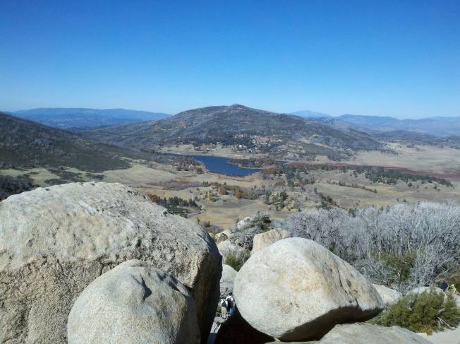 Hikers Rescued Near Cuyamaca Peak