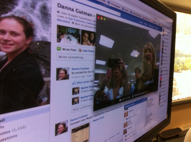 Facebook Introduces Video Chat
