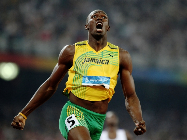 Usain Bolt Signs Massive Sponsorship Deal