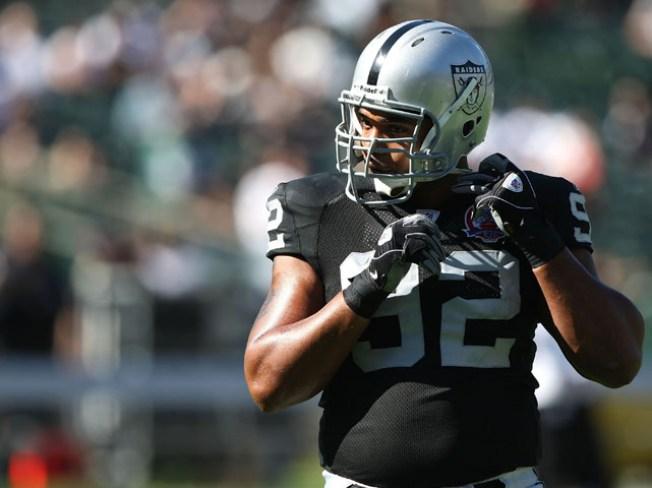 Raiders, Seymour Talking Long-Term Deal