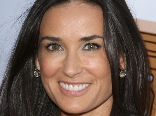 "Demi Moore on ""W"" Cover Controversy: ""I Don't Have Any Hips!"""