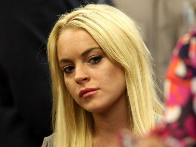 Police: Lindsay Lohan Committed Battery in Betty Ford Assault Case