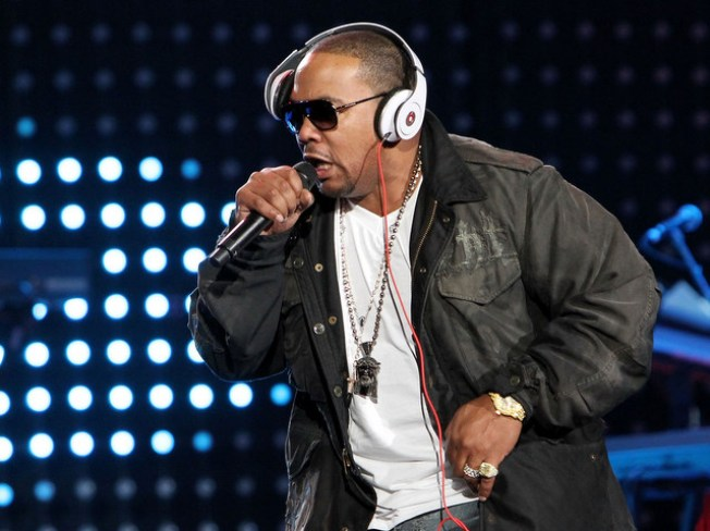Theft Leads to Timbaland Drama