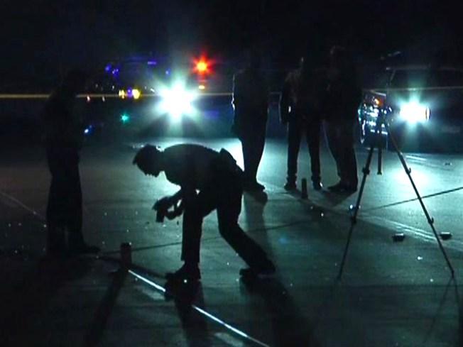 Woman Killed Heading to Work