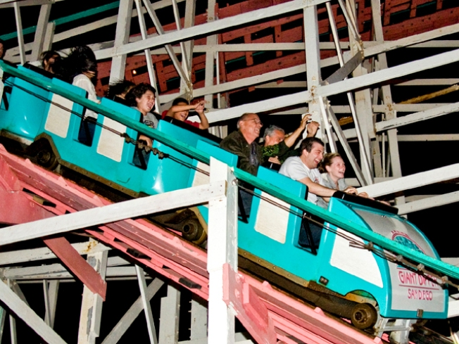 Belmont Park Saved From Bankruptcy -- for Now