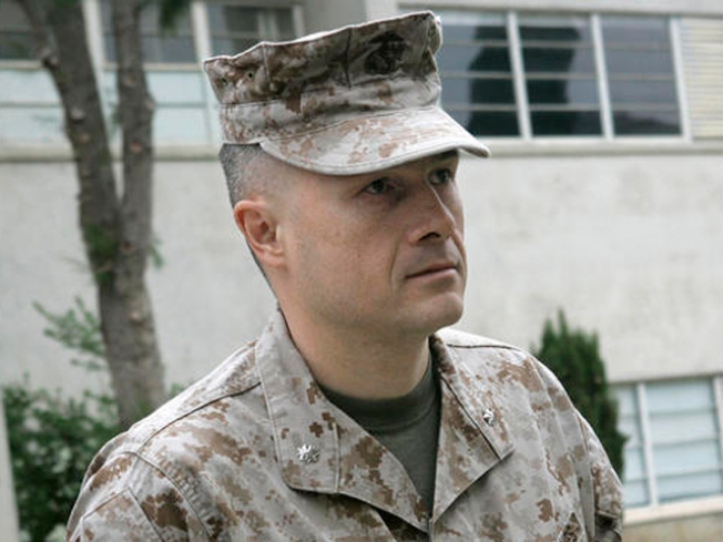 Marine Officer Could Face Demotion