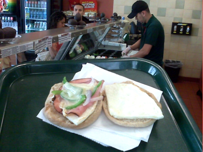 Subway Enters Breakfast Wars
